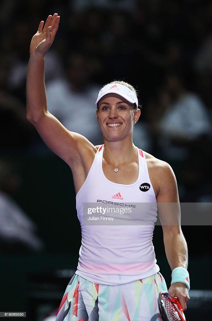 BNP Paribas WTA Finals: Singapore 2016 - Day Five