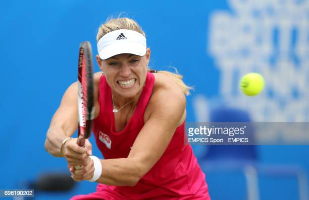 Angelique Kerber returns to Alize Cornet