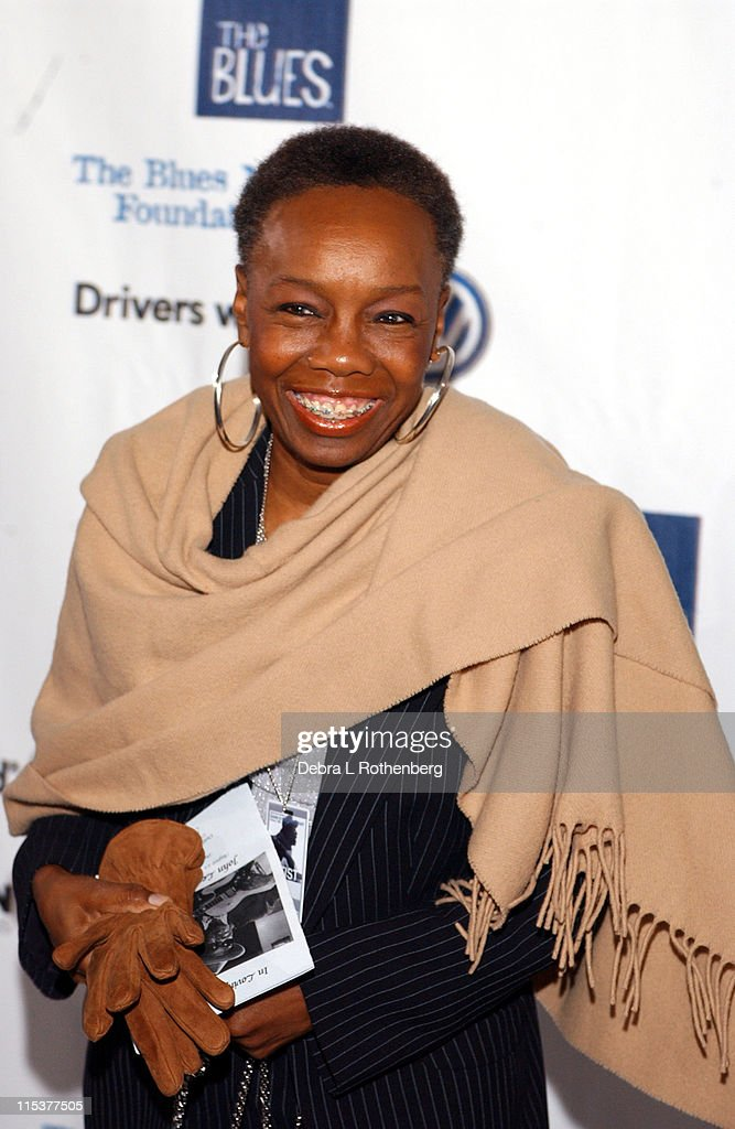 Angelique kidjo during arrivals for the salute to the blues concert at
