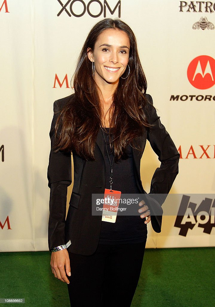 Angelique Wilson attends Virgin Gaming at the Maxim Party Powered by Xoom at Centennial Hall at Fair Park on February 5, 2011 in Dallas, Texas.