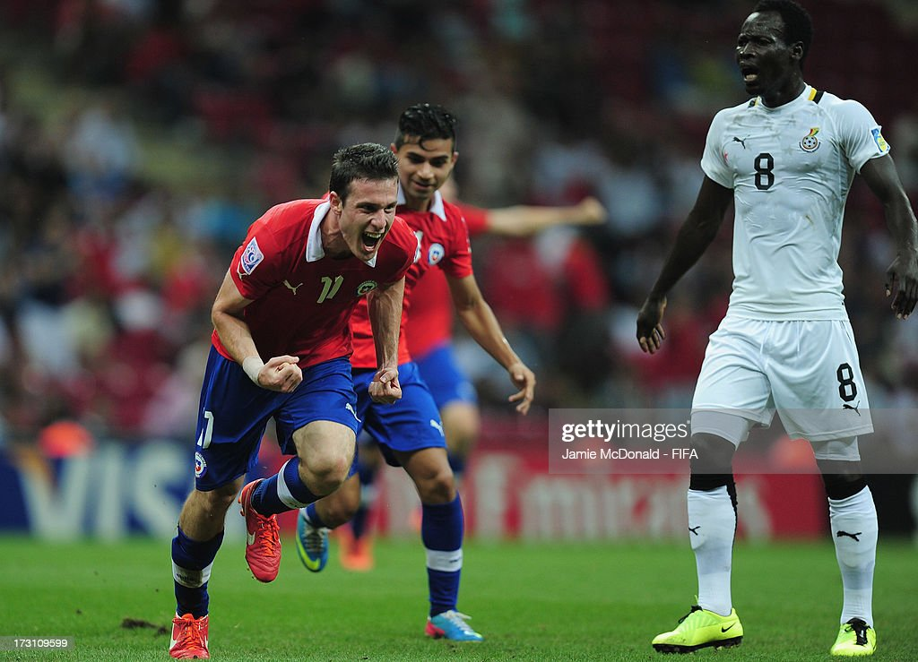 Ghana v Chile: Quarter-Final - FIFA U-20 World Cup Turkey 2013