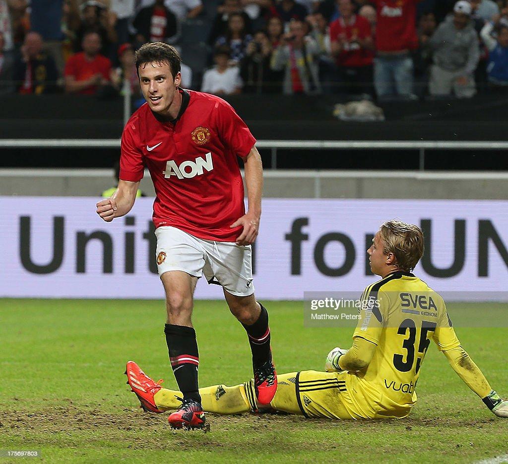 Manchester United v AIK Fotboll