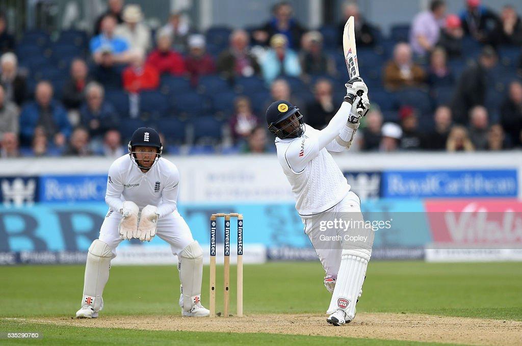 England v Sri Lanka: 2nd Investec Test - Day Three