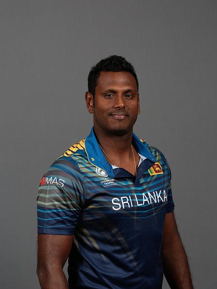 ICC Champions Trophy - Sri Lanka Portrait Session : News Photo