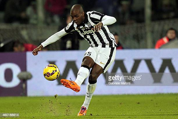 Angelo Ogbonna of Juventus FC in action during the Serie A match between ACF Fiorentina and Juventus FC at Stadio Artemio Franchi on December 5 2014...