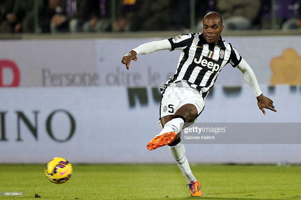 <a gi-track='captionPersonalityLinkClicked' href=/galleries/search?phrase=Angelo+Ogbonna&family=editorial&specificpeople=4285623 ng-click='$event.stopPropagation()'>Angelo Ogbonna</a> of Juventus FC in action during the Serie A match between ACF Fiorentina and Juventus FC at Stadio Artemio Franchi on December 5, 2014 in Florence, Italy.