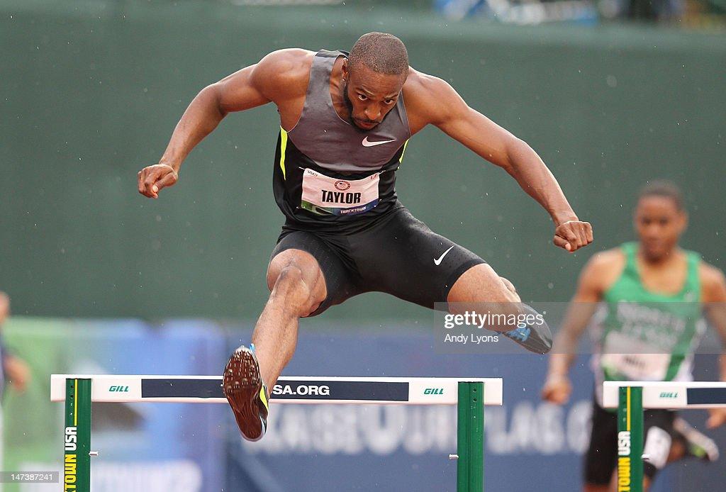 2012 U.S. Olympic Track & Field Team Trials - Day 7