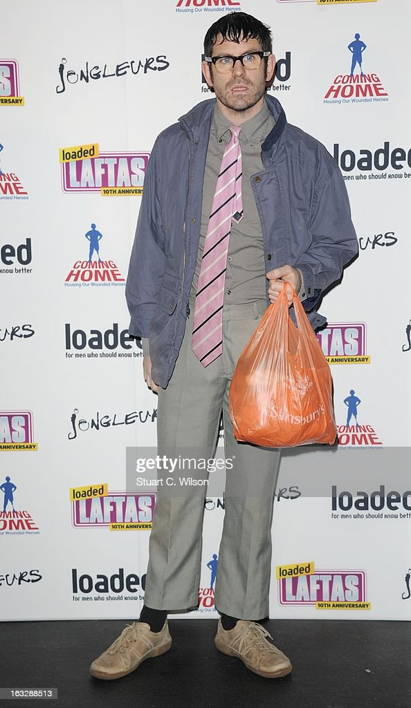 Angelos attends the Loaded LAFTA's at Sway on March 7, 2013 in London, England.
