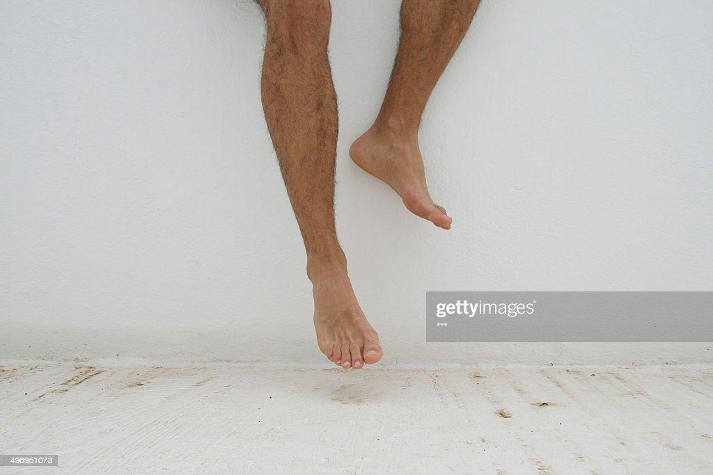 Angel's feet