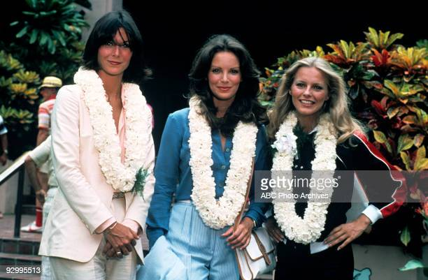 S ANGELS 'Angels in Paradise' Season Two 8/3/77 Kate Jackson Jaclyn Smith Cheryl Ladd