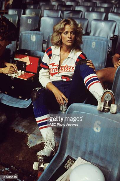 S ANGELS 'Angels on Wheels' Season One 12/22/76 Jill went undercover to investigate the mysterious death of a roller derby skater