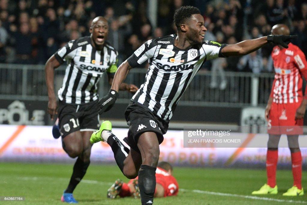 Mercato : Angers désire conserver Bamba (2)