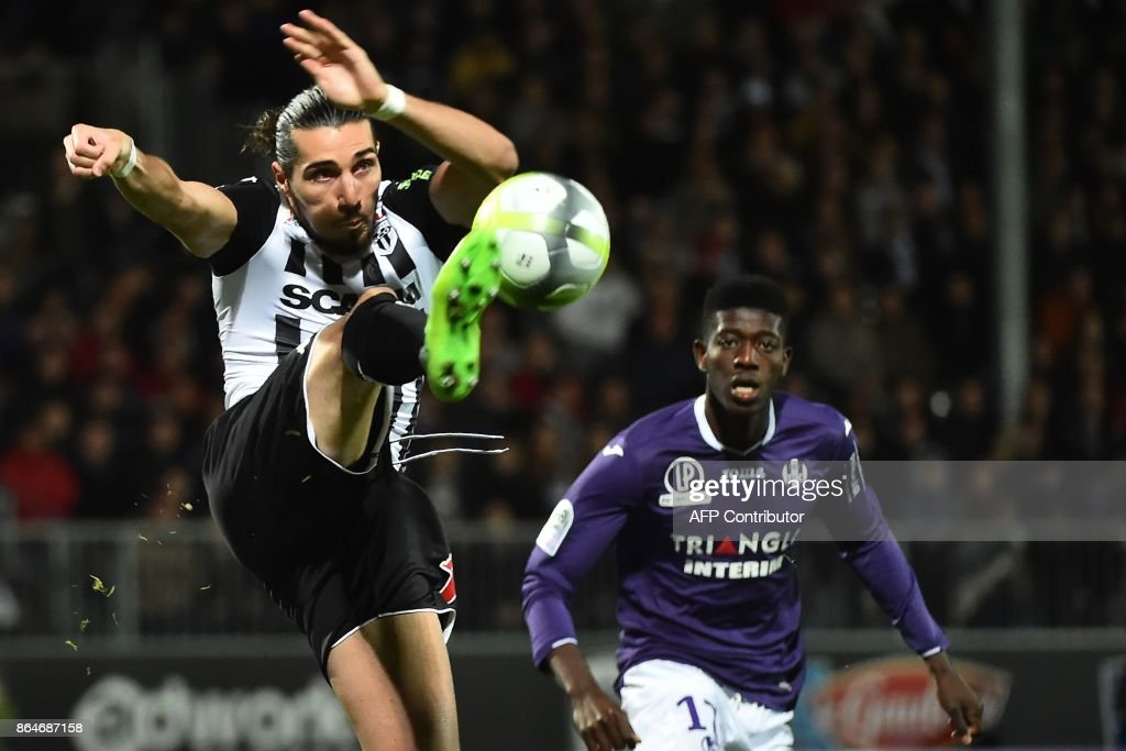 Angers SCO v Toulouse - Ligue 1