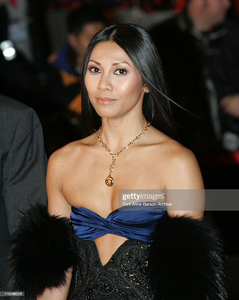 <a gi-track='captionPersonalityLinkClicked' href=/galleries/search?phrase=Anggun&family=editorial&specificpeople=772820 ng-click='$event.stopPropagation()'>Anggun</a> during 2006 NRJ Music Awards - Arrivals at Palais des Festivals in Cannes, France.