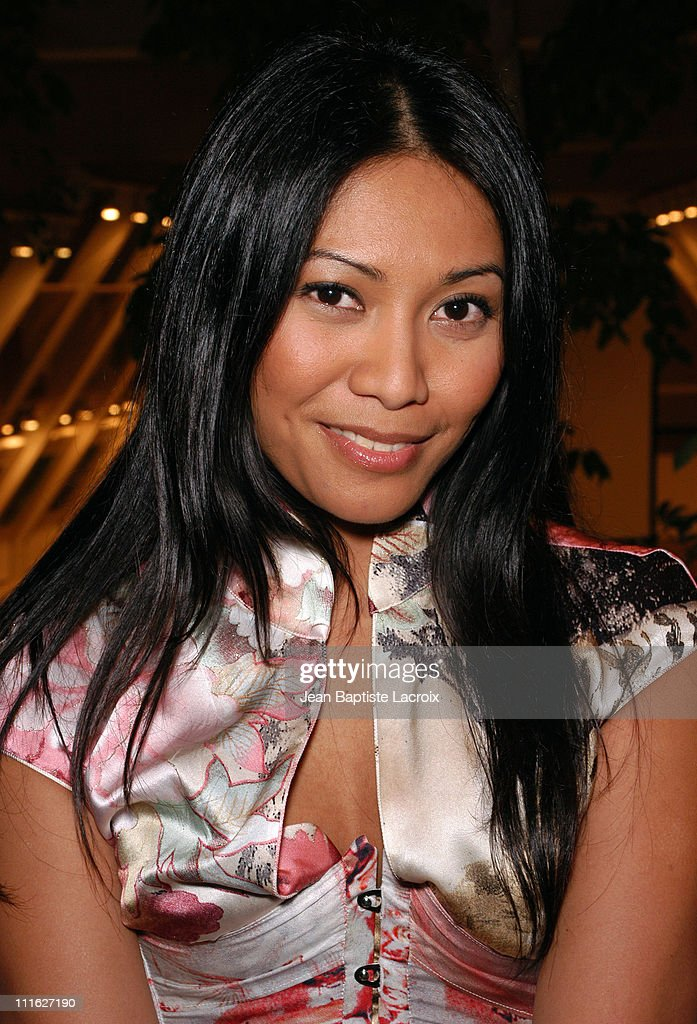 <a gi-track='captionPersonalityLinkClicked' href=/galleries/search?phrase=Anggun&family=editorial&specificpeople=772820 ng-click='$event.stopPropagation()'>Anggun</a> during MIDEM 2003 - <a gi-track='captionPersonalityLinkClicked' href=/galleries/search?phrase=Anggun&family=editorial&specificpeople=772820 ng-click='$event.stopPropagation()'>Anggun</a> Portraits at Palais des Festivals in Cannes, France.