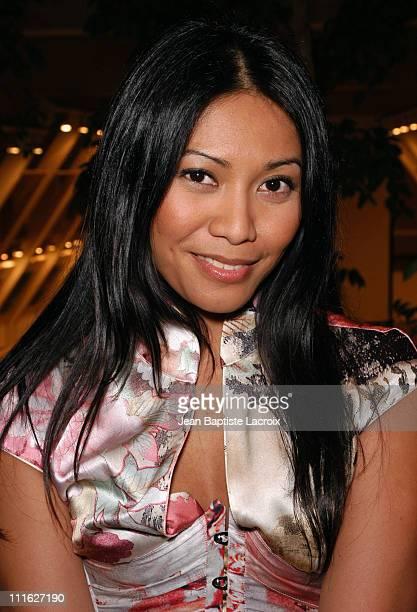 Anggun during MIDEM 2003 Anggun Portraits at Palais des Festivals in Cannes France