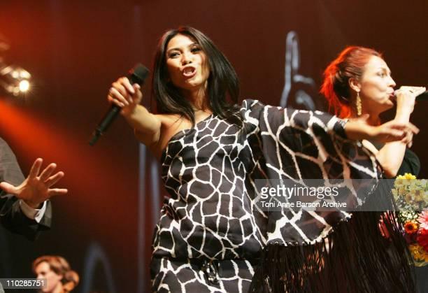 Anggun during 'The 2006 Night of The Proms' at Nikaia in Nice France