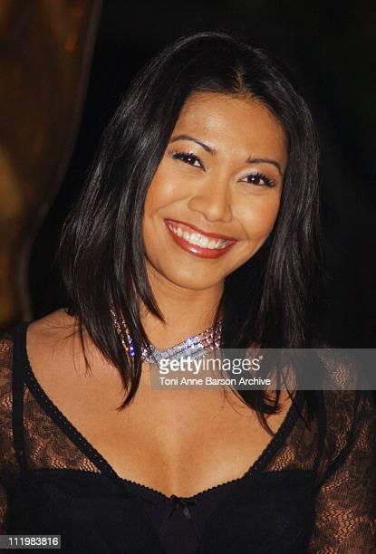 Anggun during World Music Awards 2002 Arrivals at Monte Carlo Sporting Club in MonteCarlo Monaco