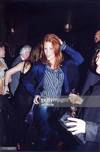 Angie Everhart during Opening of Barfly in Los Angeles California United States