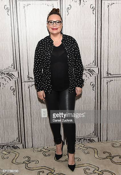 Angie Martinez attends AOL Build to discuss her book 'My Voice' on May 16 2016 in New York New York