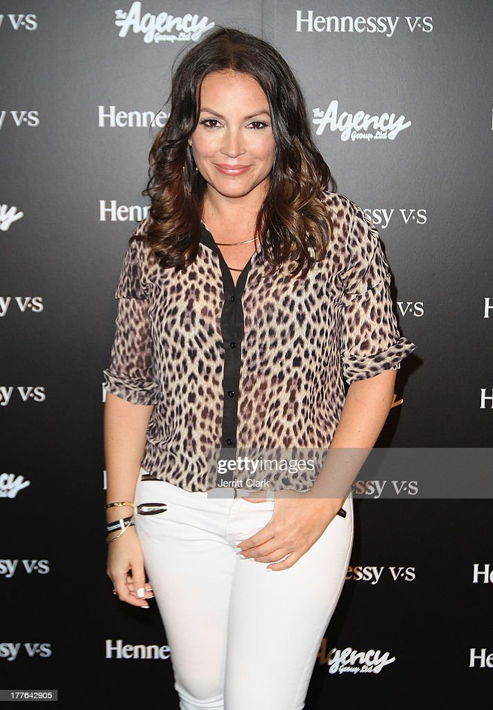Angie Martinez attends the Hennessy VS VMA Celebration at Avenue on August 24, 2013 in New York City.