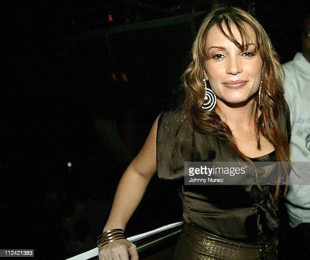Angie Martinez during Angie Martinez's Birthday Party January 14 2005 at DEEP in New York City NY United States