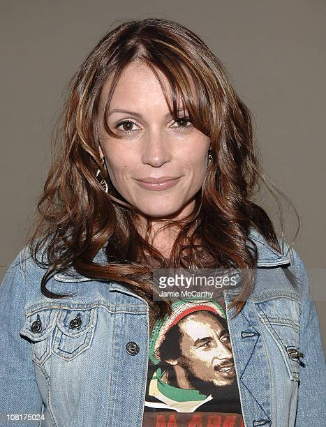 Angie Martinez during State Property 2 New York City Premiere After Party at Cain in New York City New York United States