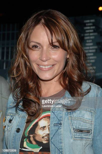 Angie Martinez during State Property 2 New York City Premiere at Clearview Chelsea 9 in New York City New York United States