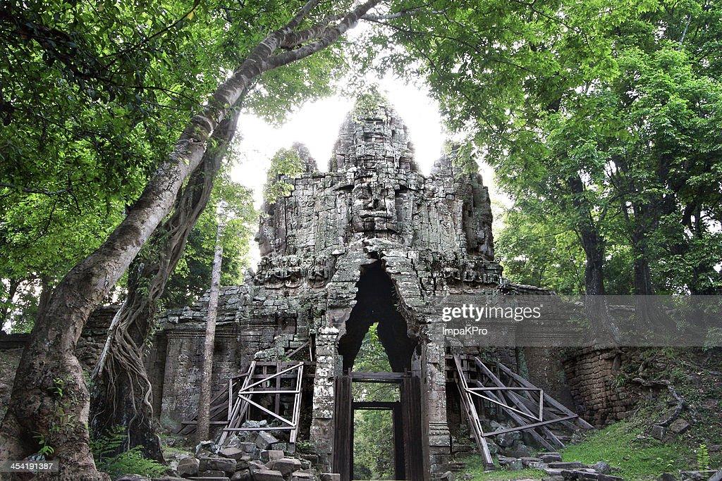 Angkor Thom : Stock Photo