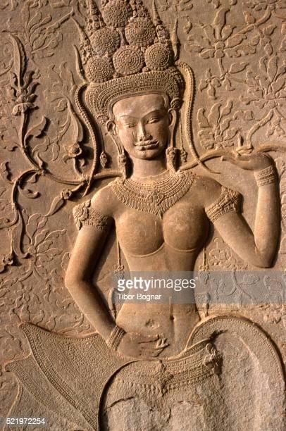Angkor Wat, bas-reliefs
