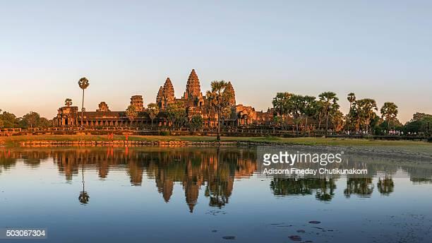 Angkor Wat Cambodia - Panorama