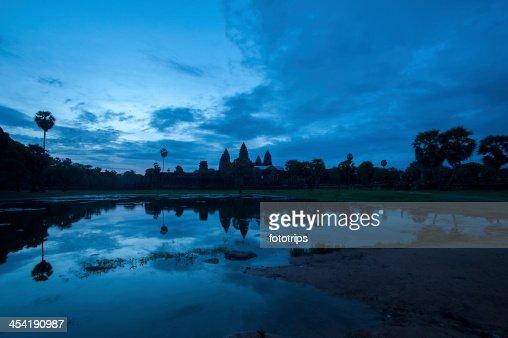 Angkor Wat : Foto de stock