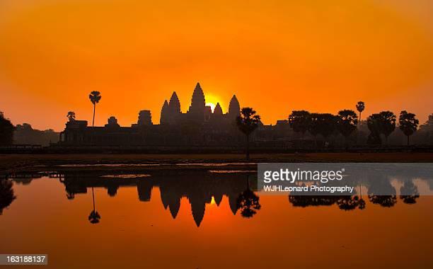 Angkor Wat with Sunrise