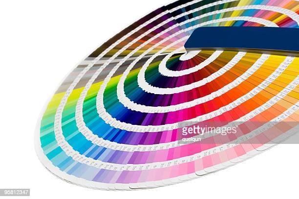Farbe-Karte