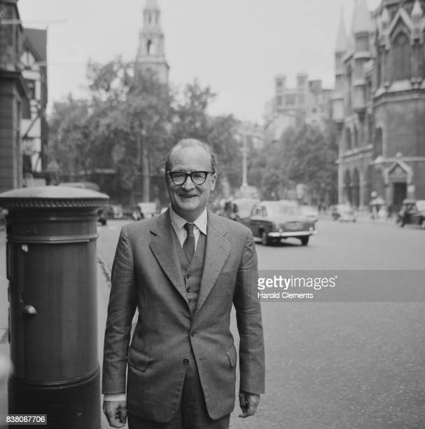 AngloIrish peer and Labour politician William Hare 5th Earl of Listowel 26th July 1963