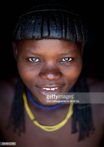Angola Southern Africa Oncocua mucawana woman called namahonga