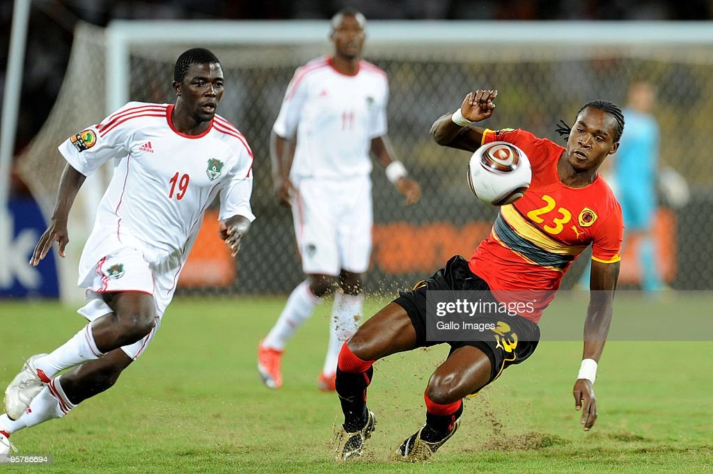 Angola v Malawi Group A - African Cup of Nations