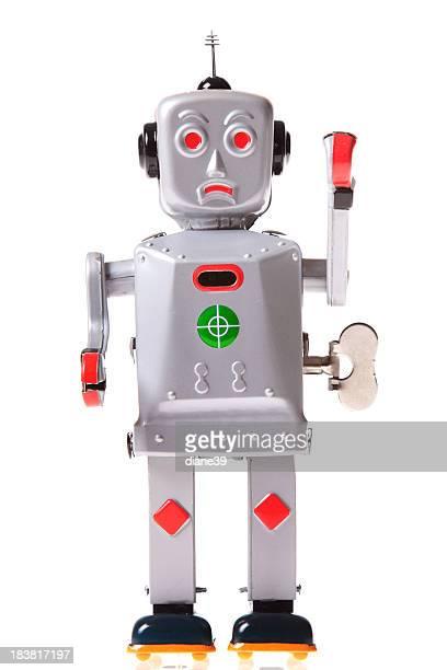 Wütende Roboter