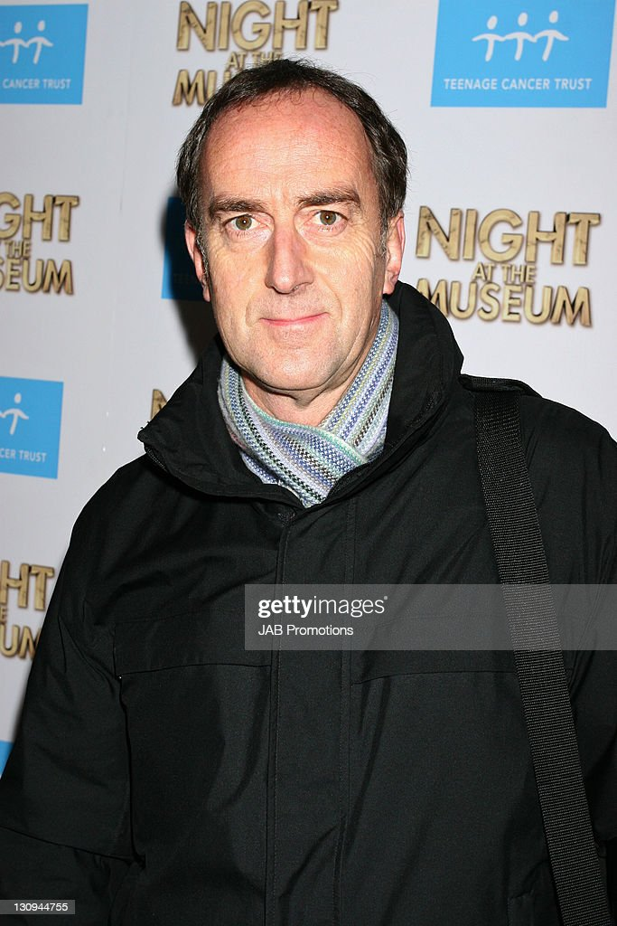"""Night at the Museum"" London Charity Screening - Inside"