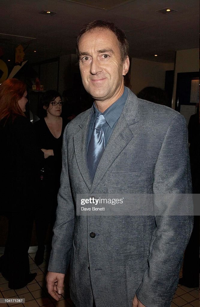 Angus Deayton, Sylvia Movie After Party At Mezzo In Wardour Street, London