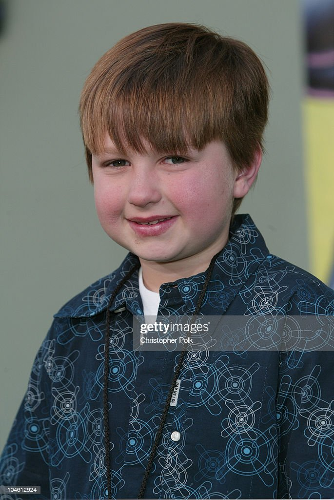 Angus Jones during 'The Jungle Book 2' Premiere at The El Capitan Theater in Hollywood, CA, United States.