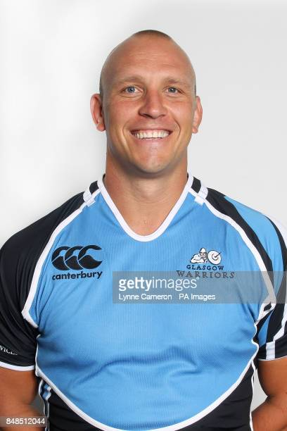 Angus MacDonald Glasgow Warriors