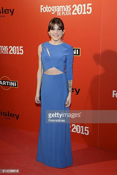 Angy Fernandez attends the Fotogramas Awards at Joy Eslava Club on March 7 2016 in Madrid Spain