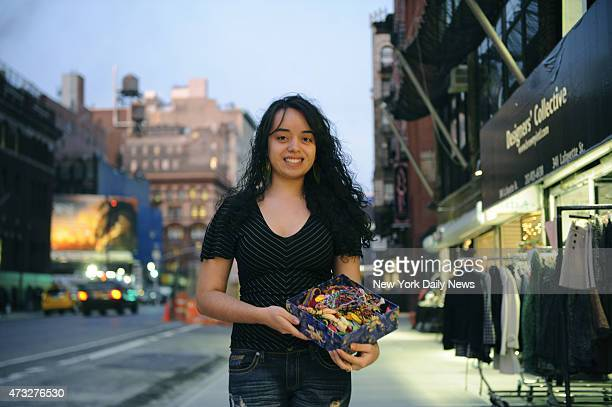 Angy Rivera a John Jay College criminology student had her tuition paid by a Good Samaritan after story of her in The News Retired MTA worker Luis...