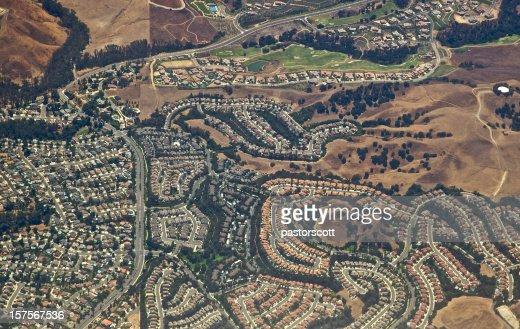 Anheim Hills Subdivision