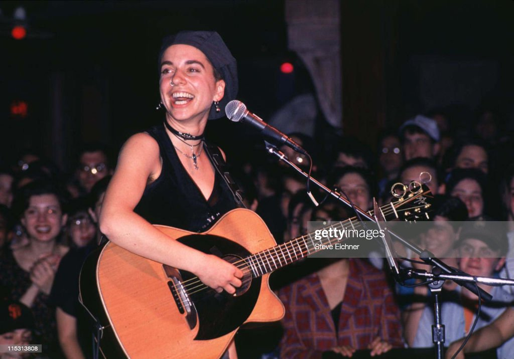 Ani DiFranco in Concert at Wetlands - 1994