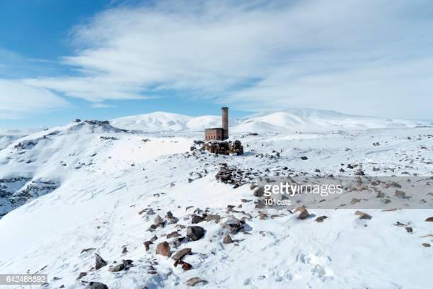 Ani ruins at Kars Turkey