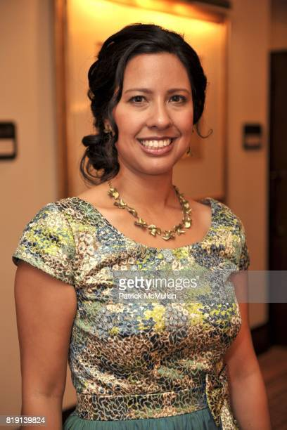 Anika Jackson attends JUNIOR LEAGUE LEGACY BALL HONORING HENRY WINKLER at Montage Hotel on March 6 2010 in Beverly Hills California