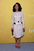Anika Noni Rose attends Variety Power Of Women New York presented by FYI at Cipriani 42nd Street on April 25 2014 in New York City