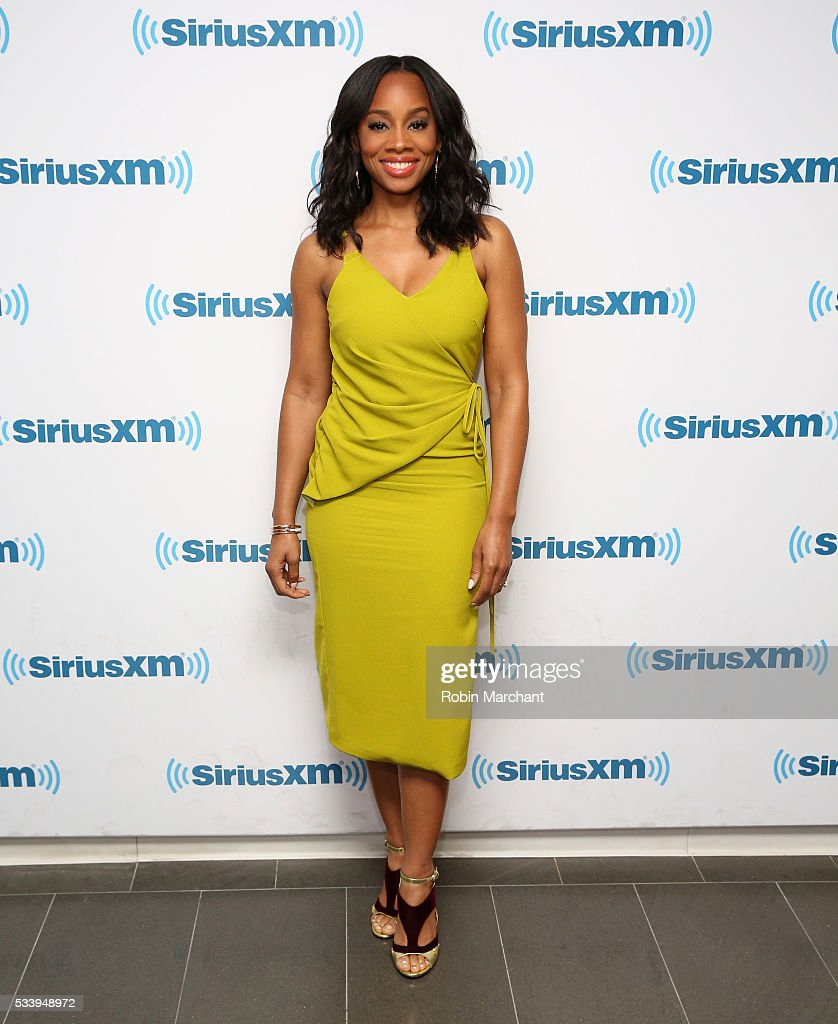 <a gi-track='captionPersonalityLinkClicked' href=/galleries/search?phrase=Anika+Noni+Rose&family=editorial&specificpeople=227294 ng-click='$event.stopPropagation()'>Anika Noni Rose</a> visits at SiriusXM Studios on May 24, 2016 in New York City.